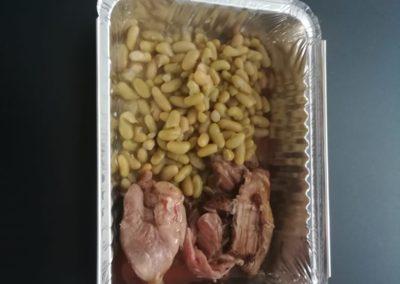 Repas du jour-livraison à domicile vers Saint etienne