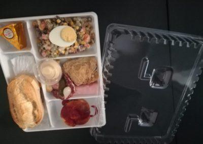 Portage repas du jour à domicile à Saint-Etienne